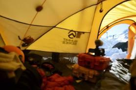 AFSA tent