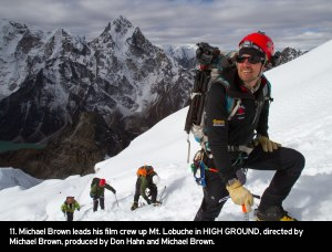 Director Michael Brown on LoBuche